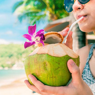Is coconut water safe for diabetics, when to drink it to avoid sugar spike