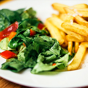 Recipe: How to make healthy French fries